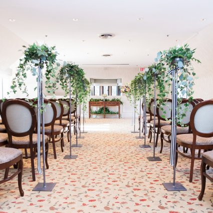 San Remo Florist featured in The Annual Open House at Estates of Sunnybrook: 2018 Edition