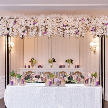 Wild Theory Floral and Event Design featured in The Annual Open House at Estates of Sunnybrook: 2018 Edition