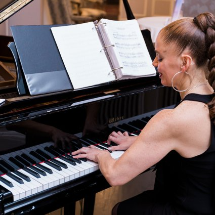 Alisa Gayle Piano featured in The Annual Open House at Estates of Sunnybrook: 2018 Edition