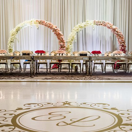 DT Floral & Décor featured in Wedding Florals: Inspiration from Toronto's Top Florists