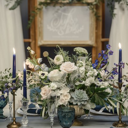 Tufts and Toile featured in The 2018 Annual Wedding Show at Angus Glen Golf Club