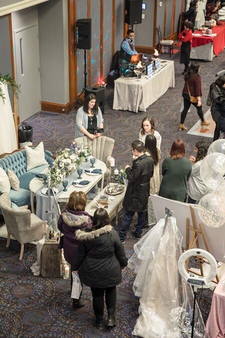 angus glen annual wedding show, 44