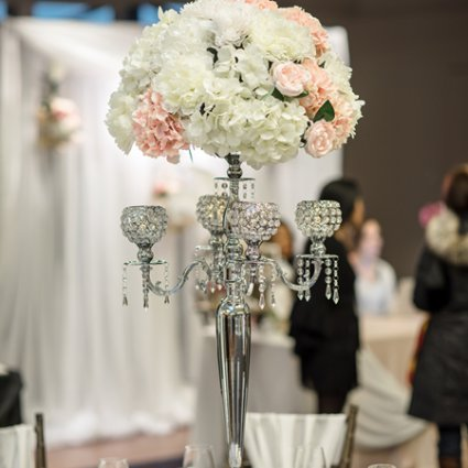 Rose Petal Decor featured in The 2018 Annual Wedding Show at Angus Glen Golf Club