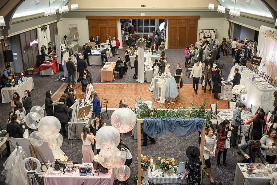 annual wedding show