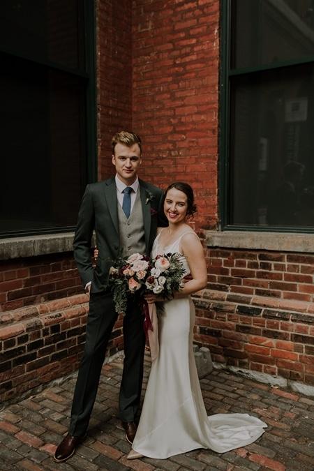Wedding at The Distillery District - Loft, Toronto, Ontario, Ally & Nicholas Photography, 22