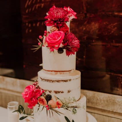 Sweet Philosophy featured in Alex and Dylan's Wildly Romantic Toronto Wedding