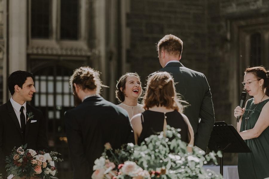 Wedding at The Distillery District - Loft, Toronto, Ontario, Ally & Nicholas Photography, 3
