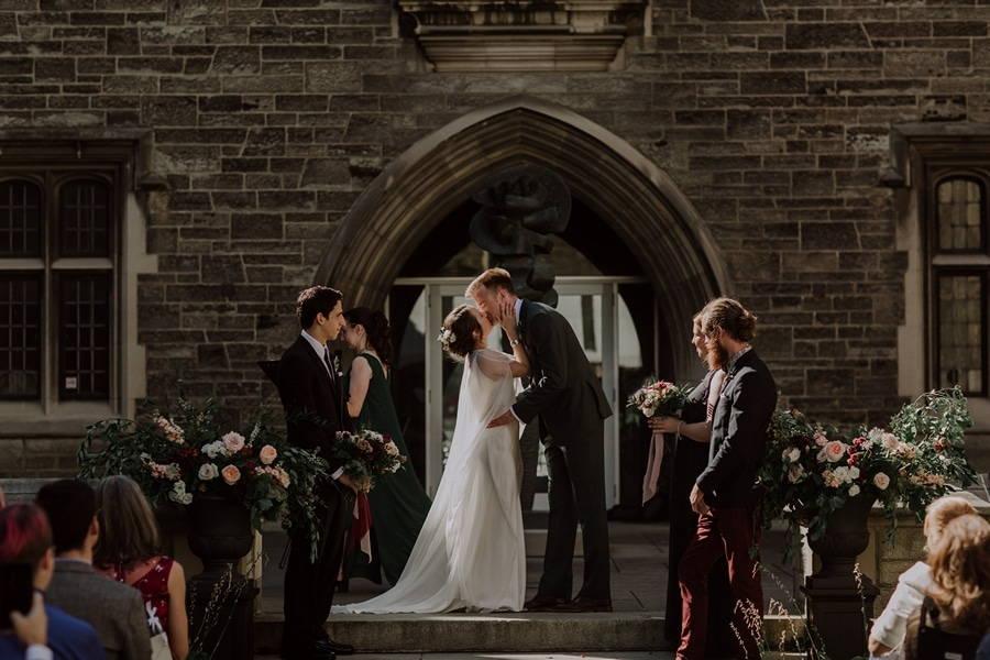 Wedding at The Distillery District - Loft, Toronto, Ontario, Ally & Nicholas Photography, 4