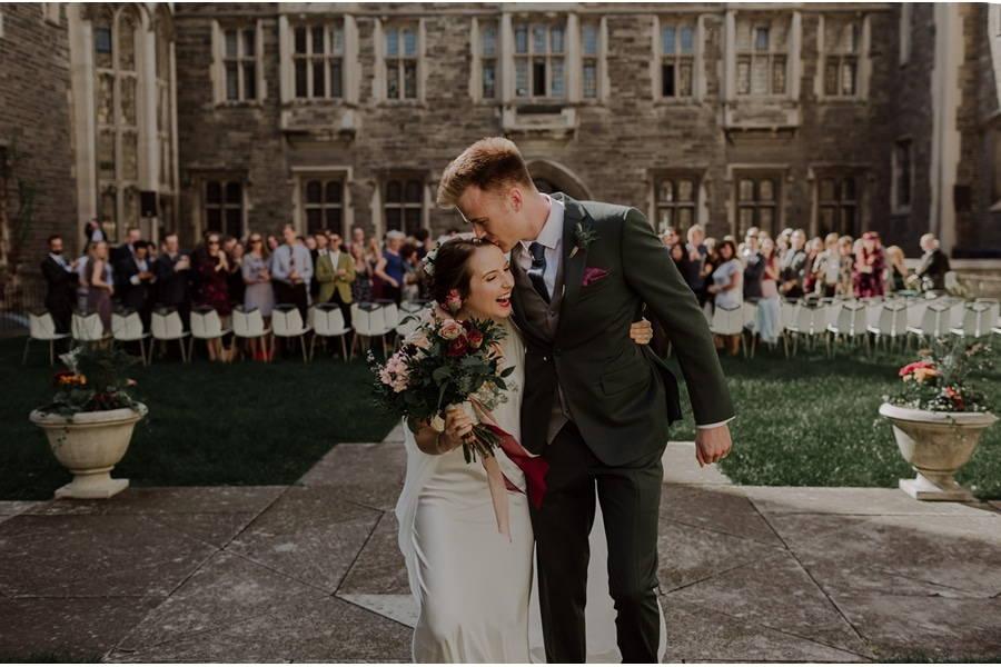 Wedding at The Distillery District - Loft, Toronto, Ontario, Ally & Nicholas Photography, 5