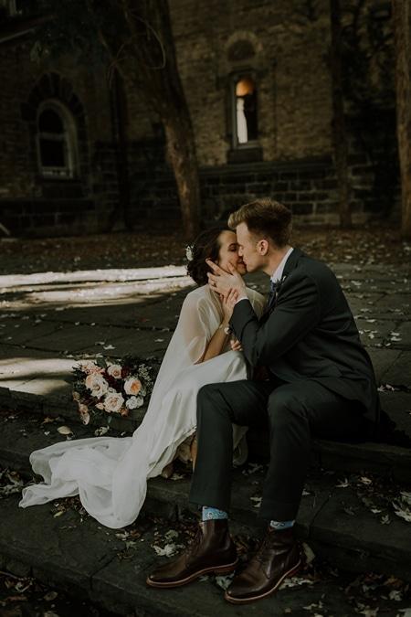 Wedding at The Distillery District - Loft, Toronto, Ontario, Ally & Nicholas Photography, 17