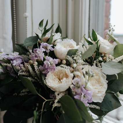Ashton Creative featured in Genevieve and Derya's Intimate Wedding at The Gladstone