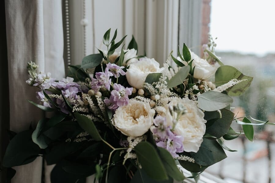 Genevieve and Derya's Intimate Wedding at The Gladstone 0