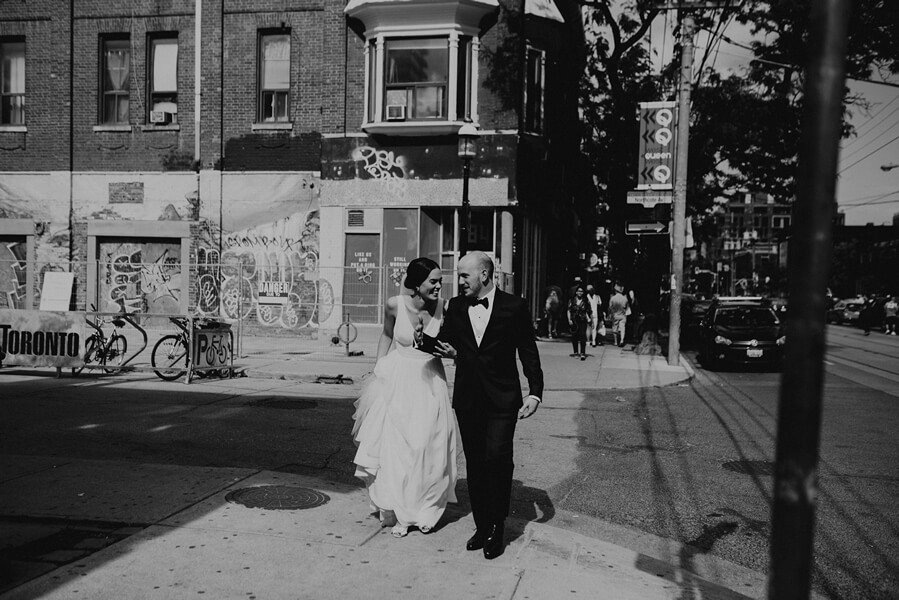 Genevieve and Derya's Intimate Wedding at The Gladstone 31