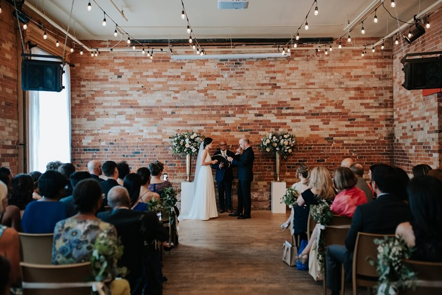Genevieve and Derya's Intimate Wedding at The Gladstone 35