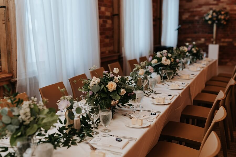 Genevieve and Derya's Intimate Wedding at The Gladstone 39