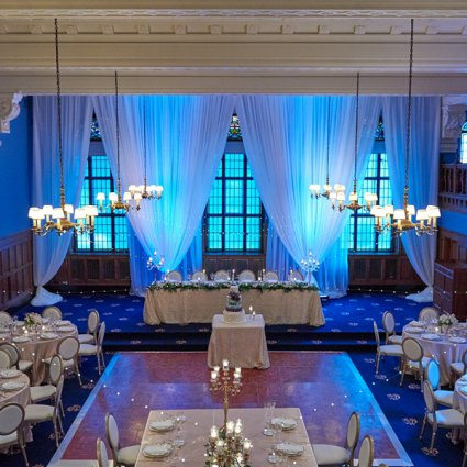Designs by Dina featured in The 2018 Annual Wedding Open House at the Albany Club