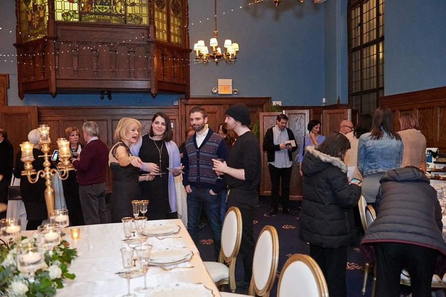 2018 annual wedding open house albany club, 31