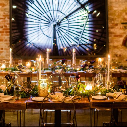FireDog Creative featured in Deborah and Richard's Intimate Urban Wedding at Archeo