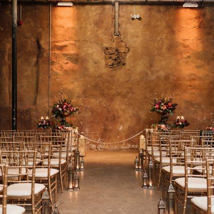 Fermenting Cellar featured in Kamini and Glen's Stunning Multicultural Wedding at The Ferme…