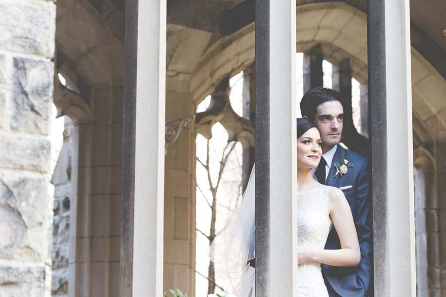 Wedding at Liberty Grand Entertainment Complex, Toronto, Ontario, George Matthew Photography, 30