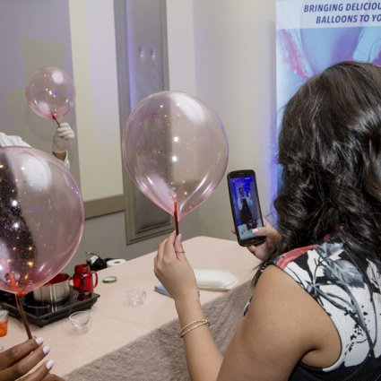 Edible Balloons Group featured in 22 Awesome Entertainment Ideas to Take Your Event to the Next…