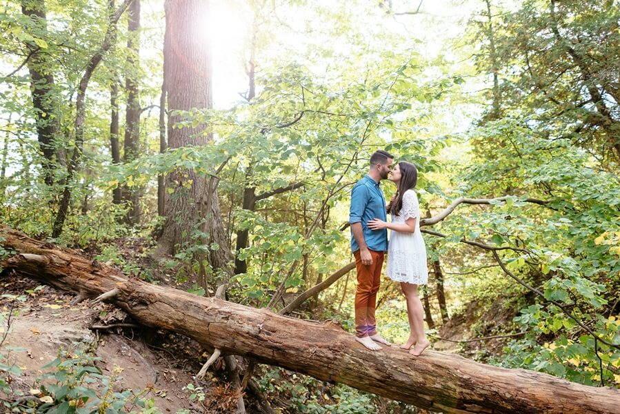 toronto photographers share romantic engagement shots, 30