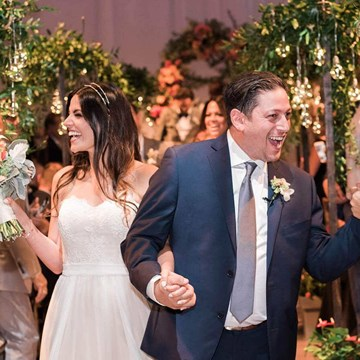 Antoniette and Angelo's Colourful Wedding at Liberty Grand Entertainment Complex