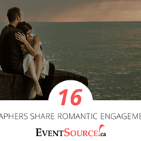 Toronto Photographers Share Their Most Romantic Engagement Shots