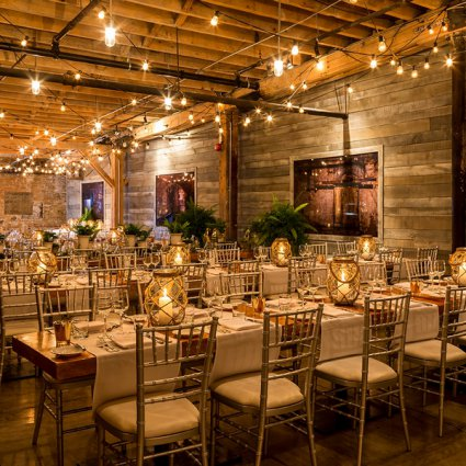 The Distillery District - Loft featured in The 2018 Annual Wedding Open House in Toronto's Distillery Di…
