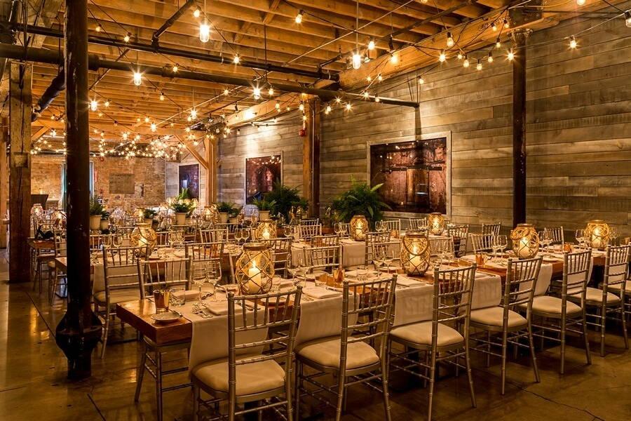 2018 annual wedding open house torontos distillery district, 21