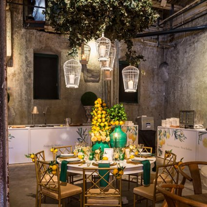 Fermenting Cellar featured in The 2018 Annual Wedding Open House in Toronto's Distillery Di…