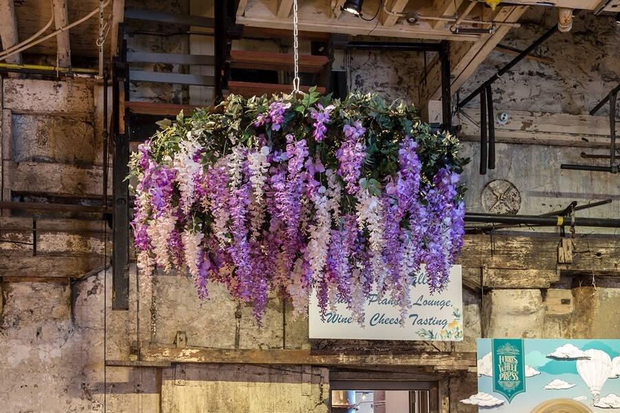 2018 annual wedding open house torontos distillery district, 36