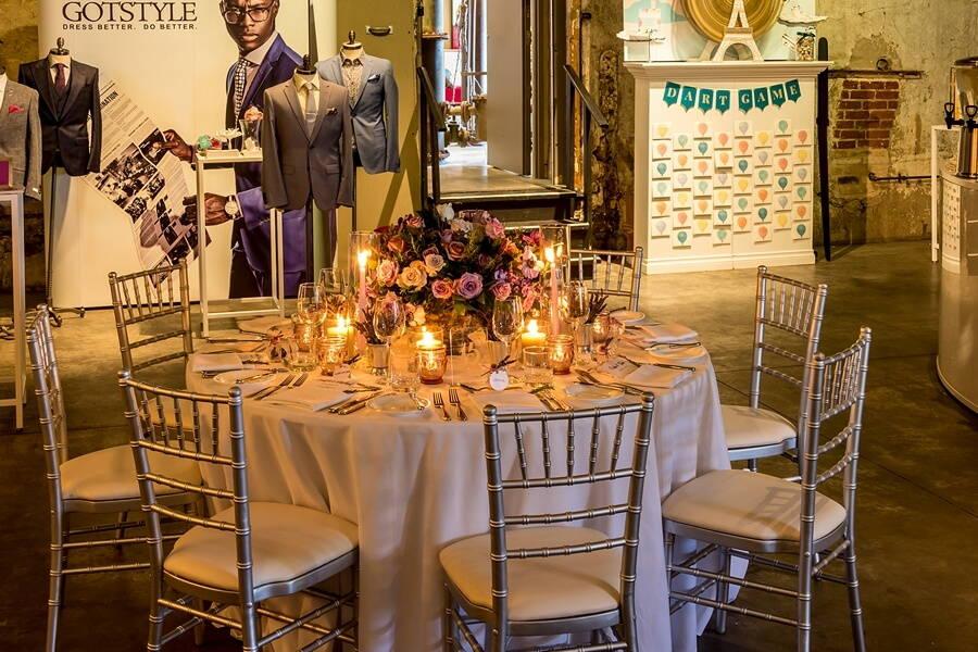 2018 annual wedding open house torontos distillery district, 32