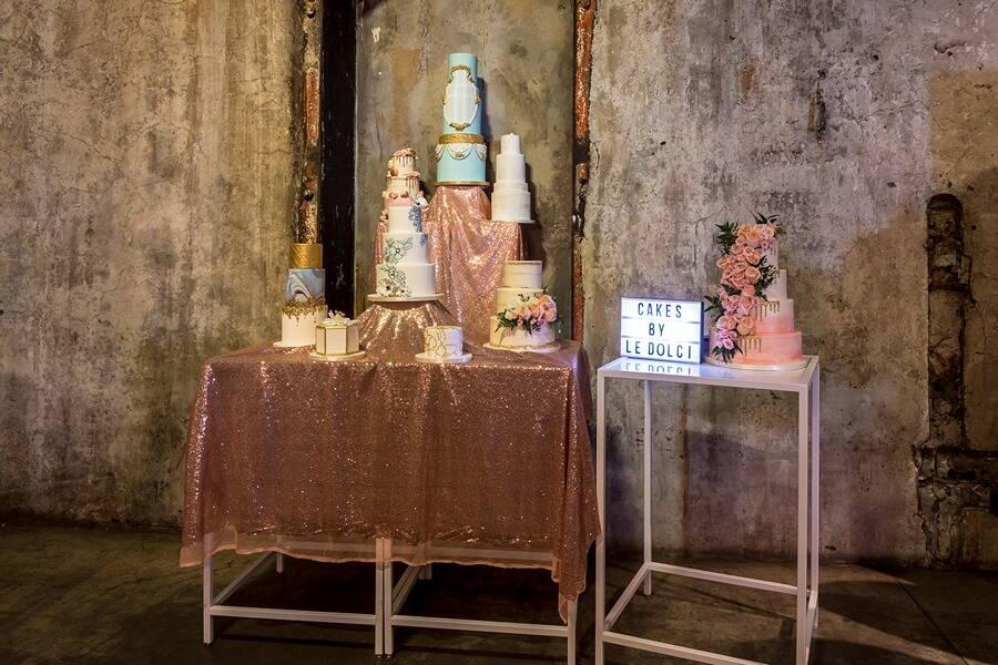 2018 annual wedding open house torontos distillery district, 49
