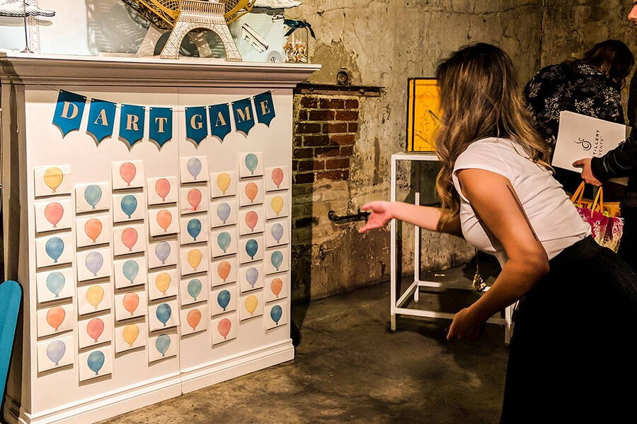 2018 annual wedding open house torontos distillery district, 50