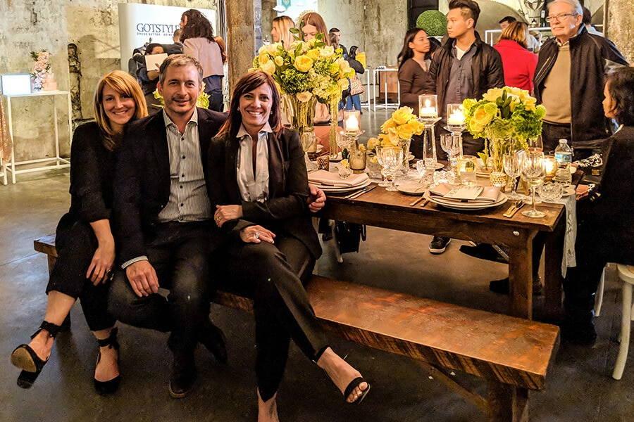 2018 annual wedding open house torontos distillery district, 58
