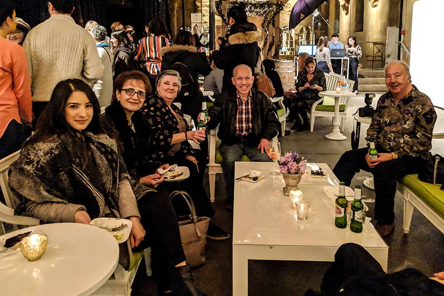 2018 annual wedding open house torontos distillery district, 57