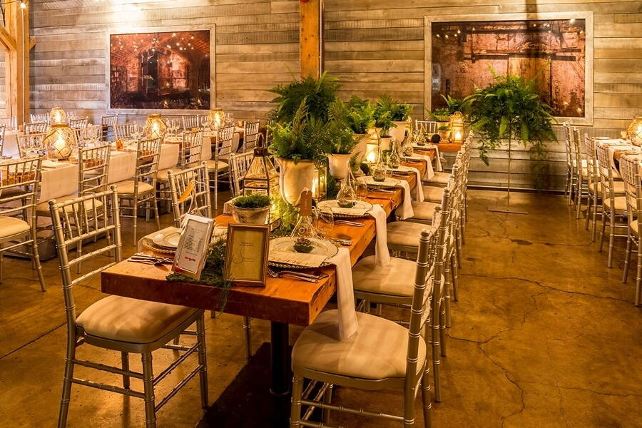 2018 annual wedding open house torontos distillery district, 27