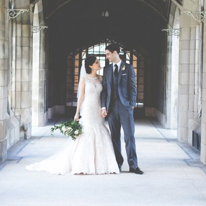 Thumbnail for Diane and Uros' Romantically Luxurious Wedding at Casa Loma a…