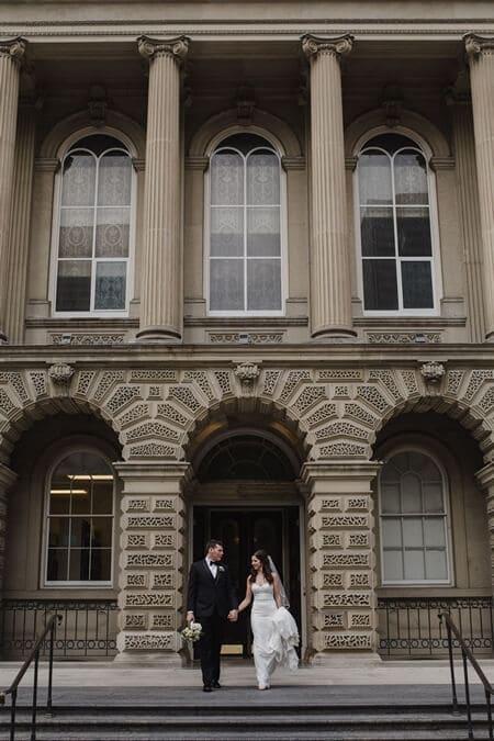 Wedding at Cluny Bistro, Toronto, Ontario, Jennifer See Studios, 18
