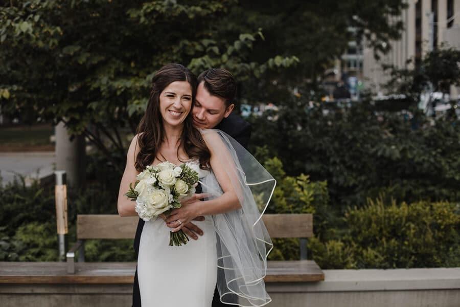 Wedding at Cluny Bistro, Toronto, Ontario, Jennifer See Studios, 13