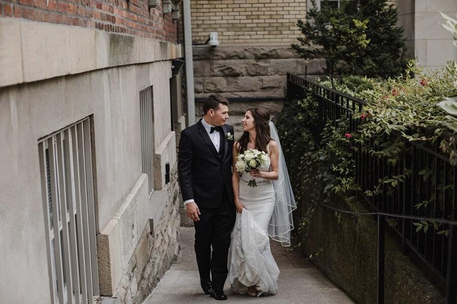 Wedding at Cluny Bistro, Toronto, Ontario, Jennifer See Studios, 12