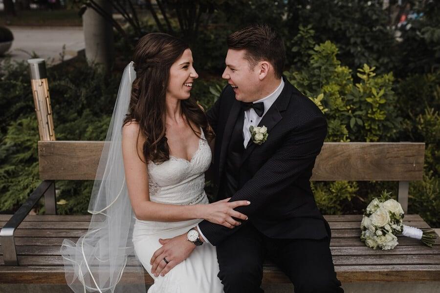Wedding at Cluny Bistro, Toronto, Ontario, Jennifer See Studios, 14