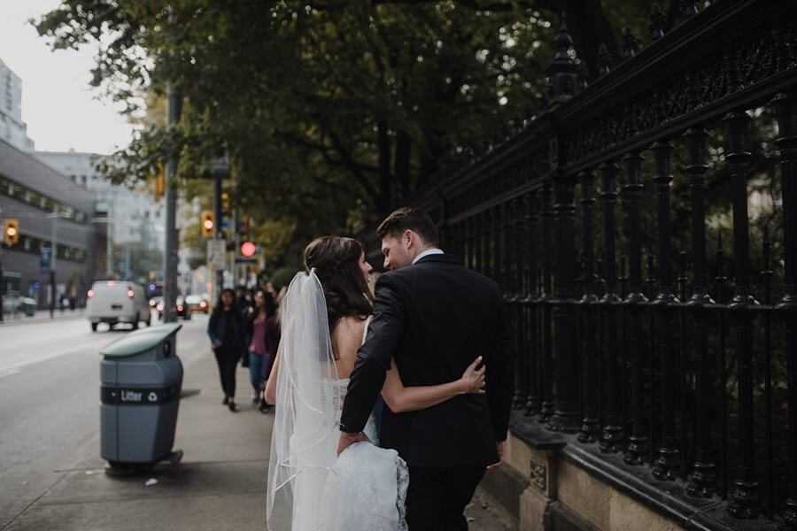 Wedding at Cluny Bistro, Toronto, Ontario, Jennifer See Studios, 15