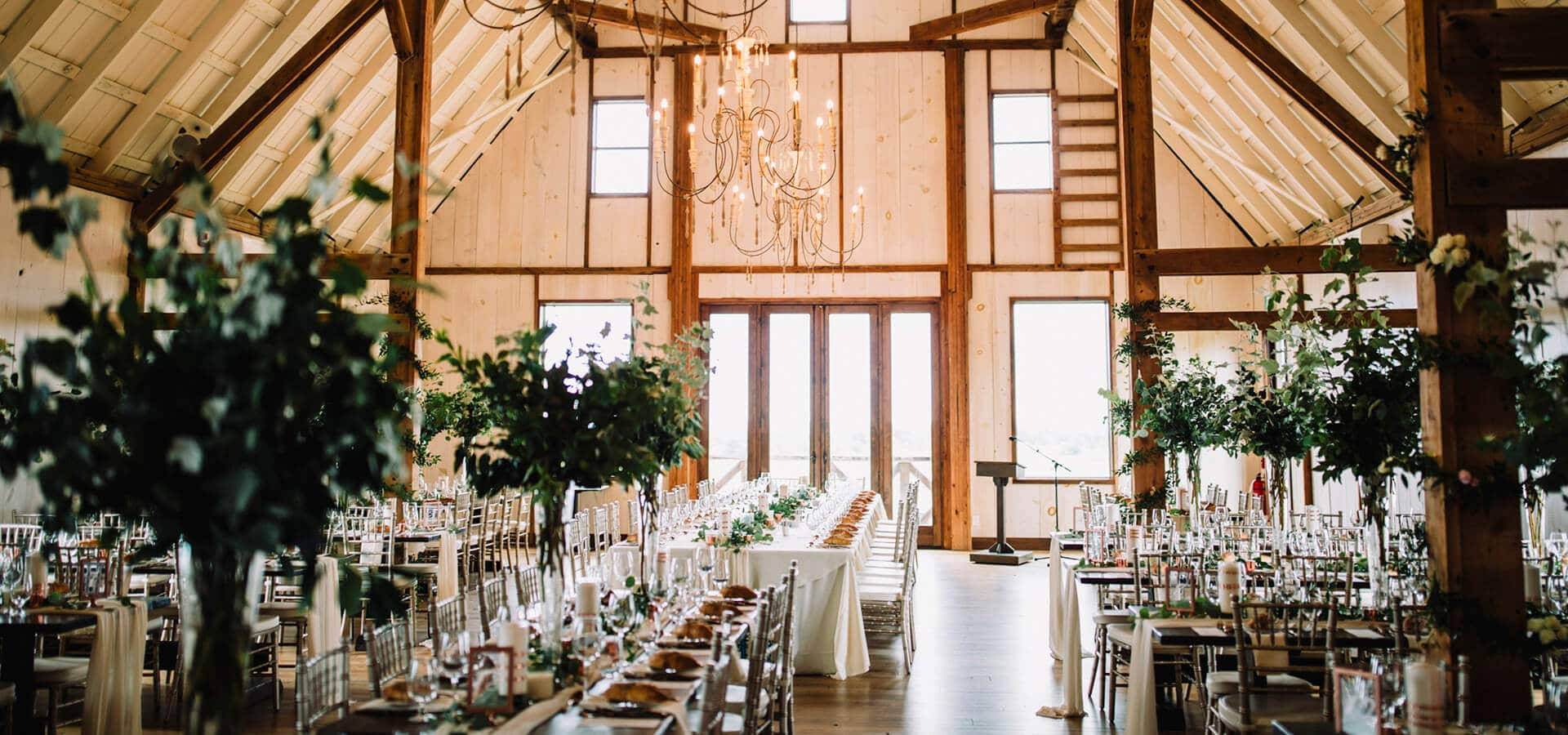 Hero image for Top GTA Venues for a Romantic Barn Wedding