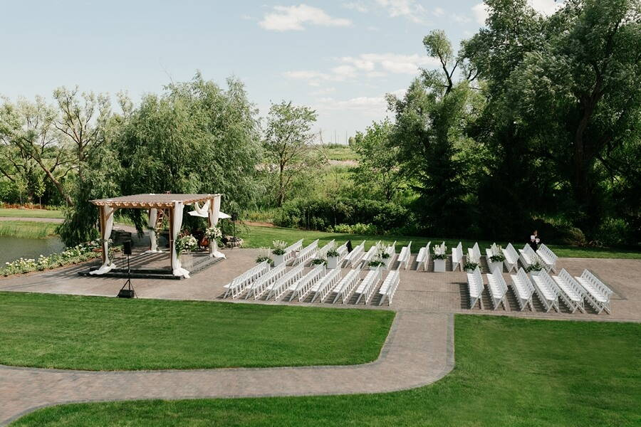 Arlington Estate Outdoor Wedding Venue