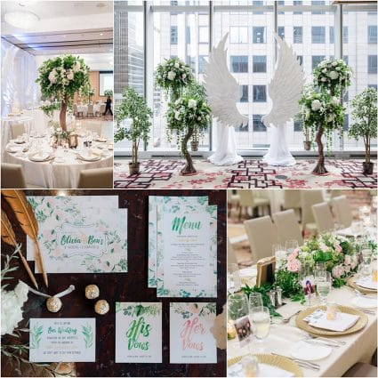 O Weddings and Events featured in Toronto Wedding Planners Share their Favourite Recent Weddings