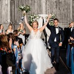 Thumbnail for Courtney and Dan's Urban Rustic Themed Wedding at Steam Whistle Brewery