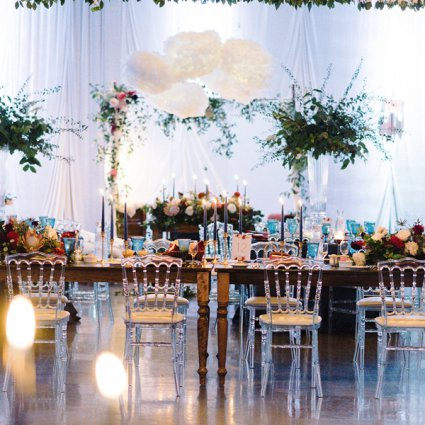 """Marvelle Events featured in Laura and Ilan's """"Rustic Black Tie"""" Affair at York Mills Gallery"""