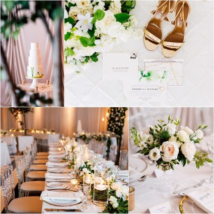 Diana Pires Events featured in Toronto Wedding Planners Share their Favourite Recent Weddings
